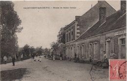 72 SAINT-GERVAIS-DE-VIC , Route De Saint-Calais - Altri Comuni