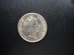 AUSTRALIE : 5 CENTS  1992  KM 80   SUP+ - Monnaie Décimale (1966-...)