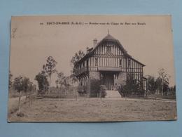 Rendez-vous De Chasse Du Parc Aux Boeufs SUCY-en-BRIE ( 10 ) Anno 19?? ( Voir Photo ) ! - Sucy En Brie