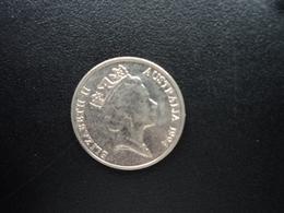 AUSTRALIE : 5 CENTS  1994  KM 80   SUP+ - Monnaie Décimale (1966-...)