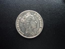 AUSTRALIE : 5 CENTS  1996  KM 80   SUP+ - Monnaie Décimale (1966-...)