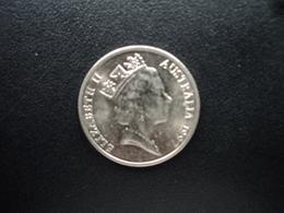 AUSTRALIE : 5 CENTS  1997  KM 80   SUP+ - Monnaie Décimale (1966-...)