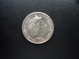AUSTRALIE : 5 CENTS  2002  KM 401   SUP+ - Monnaie Décimale (1966-...)