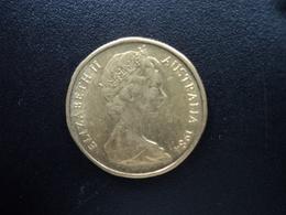 AUSTRALIE : 1 DOLLAR  1984  KM 77   SUP - Monnaie Décimale (1966-...)