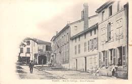 52 - Wassy - Rue Du Collège Animée - La Sous-Préfecture - Wassy