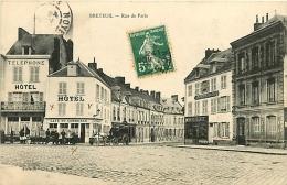 Breteuil. Rue De Paris - Breteuil