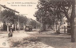Lyon 5 Le Point Du Jour Tramway - Lyon