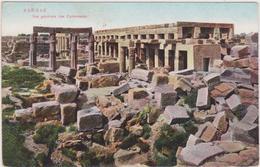 Afrique,égypte,KARNAK, Temple Of Opet,temple Opet,OSIRIS,dynastie Des Ptolémées,colonnades,colo Nnade,vieilles Pierres - Egypt