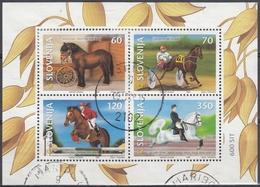 ESLOVENIA 1999 Nº HB-9 USADO - Eslovenia