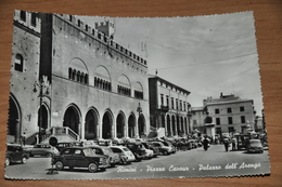 1732    Rimini  Piazza Cavour    Autos   Cars - Rimini