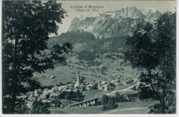 C.P  PICCOLA     CORTINA  D' AMPEZZO  (BL)   TOFANE      2 SCAN   (VIAGGIATA) - Italia