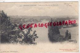 53-  CHATEAU GONTIER- VALLEE DE LA MAYENNE SUR MIREVAULT - CARTE PRECURSEUR - Chateau Gontier