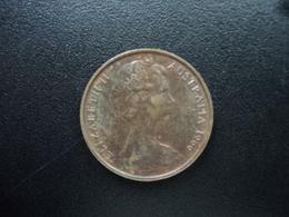 AUSTRALIE : 2 CENTS  1966  KM 63   SUP - Monnaie Décimale (1966-...)