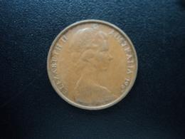 AUSTRALIE : 2 CENTS  1967  KM 63   TTB - Monnaie Décimale (1966-...)