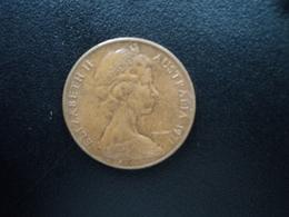AUSTRALIE : 2 CENTS  1971  KM 63   SUP - Monnaie Décimale (1966-...)