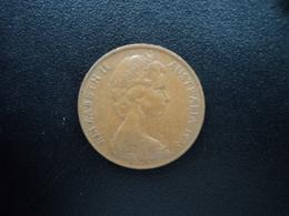 AUSTRALIE : 2 CENTS  1973  KM 63   SUP - Monnaie Décimale (1966-...)