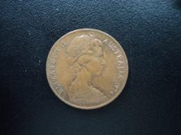 AUSTRALIE : 2 CENTS  1974  KM 63   SUP - Monnaie Décimale (1966-...)