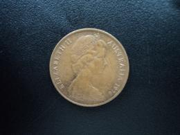 AUSTRALIE : 2 CENTS  1976  KM 63   SUP - Monnaie Décimale (1966-...)