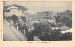 Italia - FORMIA, Villa Umberto, 1908 - Latina