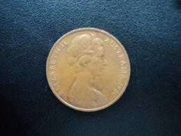 AUSTRALIE : 2 CENTS  1980  KM 63   SUP - Monnaie Décimale (1966-...)