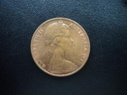 AUSTRALIE : 2 CENTS  1981  KM 63   SUP - Monnaie Décimale (1966-...)