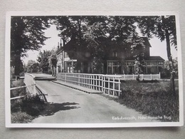 P45 Ansichtkaart Kerk-Avezaath - 1955 - Andere