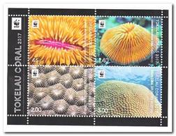 Tokelau 2017, Postfris MNH, WWF - Tokelau