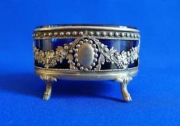SALERON NAPOLÉONIEN - De 1834 -ARGENT MASSIF - Silverware