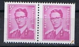 Belgie OCB 1485f (**) - 1953-1972 Glasses