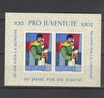 Schweiz **  Block 18  Pro Juventute  Katalog 6.50 - Zwitserland