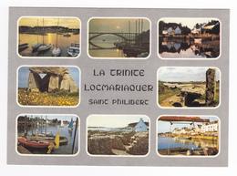 56 La Trinité Locmariaquer Saint St Philibert N°5859 Pont De Kerisper Dolmen De Keriaval - Locmariaquer