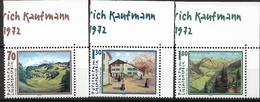 2002  Liechtenstein   Mi. 1286-8 **MNH Liechtensteiner Maler - Liechtenstein