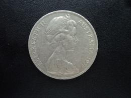 AUSTRALIE : 20 CENTS  1979  KM 66   TTB - Monnaie Décimale (1966-...)
