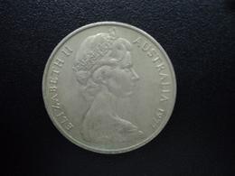 AUSTRALIE : 20 CENTS  1977  KM 66   SUP - Monnaie Décimale (1966-...)