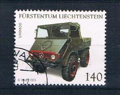 Liechtenstein 2015 Autos Mi.Nr. 1777 Gestempelt - Liechtenstein