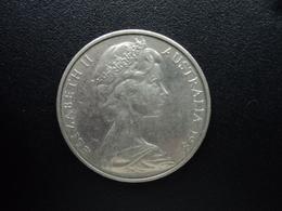 AUSTRALIE : 20 CENTS  1981  KM 66   SUP+ - Monnaie Décimale (1966-...)