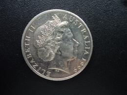 AUSTRALIE : 20 CENTS  1999  KM 403   SUP+ - Monnaie Décimale (1966-...)