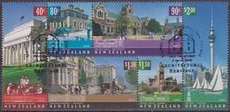 NUEVA ZELANDA 2002 Nº 1907/1912 USADO - Nueva Zelanda
