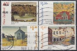 NUEVA ZELANDA 1999 Nº 1707/1710 USADO - Usados