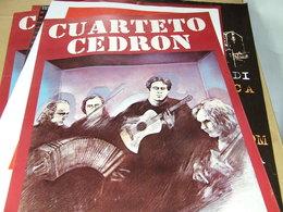 Affiche - Cuarteto Cedron  ( Polydor ) - Manifesti