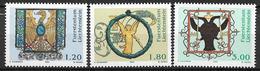 2002  Liechtenstein   Mi. 1307-9**MNH    Alte Gasthausschilder - Liechtenstein