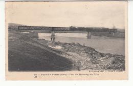 39 - Pont-de-poitte - Pont Du Tramway Sur L'ain - Altri Comuni