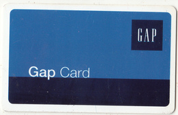 GREECE - GAP, Member Card, Unused - Other Collections