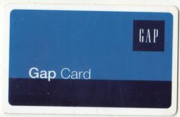 GREECE - GAP, Member Card, Unused - Ohne Zuordnung