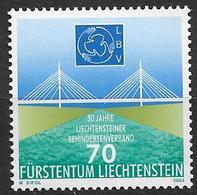 2003  Liechtenstein   Mi. 1321**MNH  50 Jahre Liechtensteiner Behindertenverband (LBV) - Liechtenstein