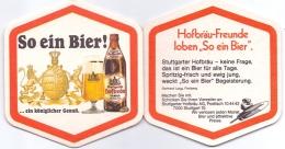 #D198-157 Viltje Stuttgarter Hofbräu (reeks Tb) - Portavasos