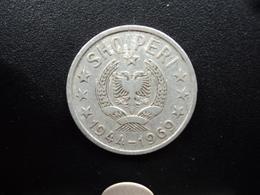 ALBANIE : 1 LEK  ND 1969  KM 48  TTB - Albania