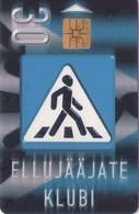 TARJETA TELEFONICA DE ESTONIA, (098) - Estonia