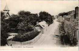 80 CPA SAINT VALERY SUR SOMME Le Romerel - Saint Valery Sur Somme