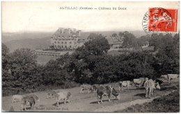 19 ALTILLAC - Chateau Du Doux - Autres Communes